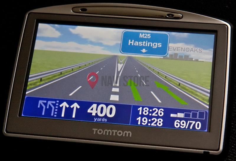 Opravy a aktualizace - LCD display + dotyková vrstva Tomtom GO 520 720 920 530 730 930