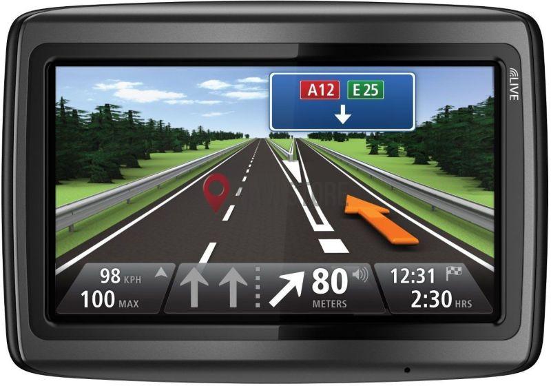 Opravy a aktualizace - LCD display + dotyková vrstva Tomtom Via 120, Start 20, Via 130, 820, 825