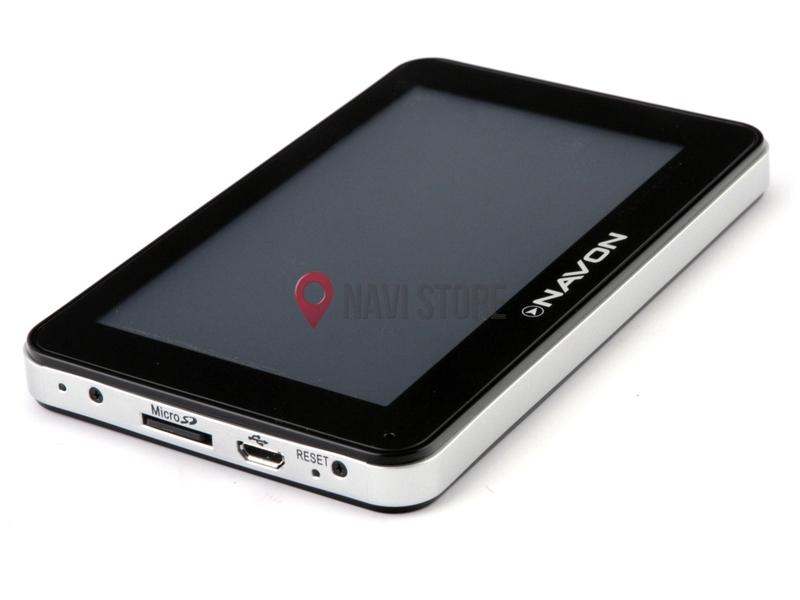 Opravy a aktualizace - LCD display + dotyková vrstva Navon n670