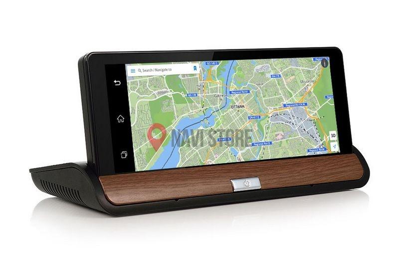 """GPS navigace - 7"""" GPS navigace na palubní desku s WIFI, DVR kamerou, DS790 - TRUCK, TIR i OA"""
