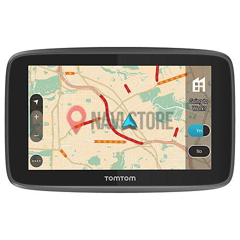 GPS navigace - TomTom GO6200 WiFi
