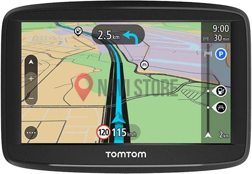 GPS navigace - TomTom Start 42 Lifetime