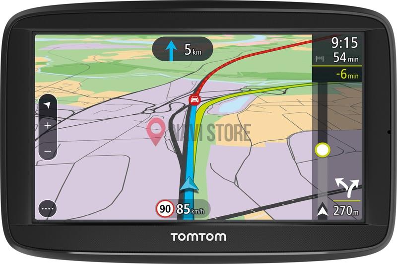 GPS navigace - TomTom Via 62