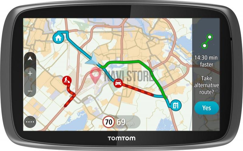 GPS navigace - TomTom GO5100