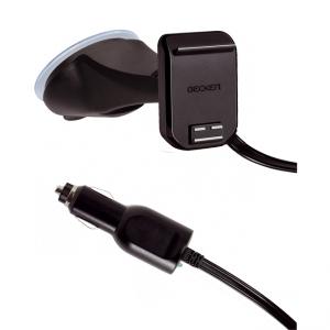 GPS příslušenství - držák MagClick + přísavka