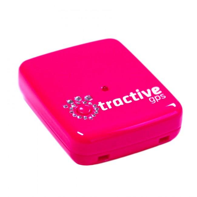 GPS lokátory - Tractive GPS Speciální edice s krystaly Swarovski®