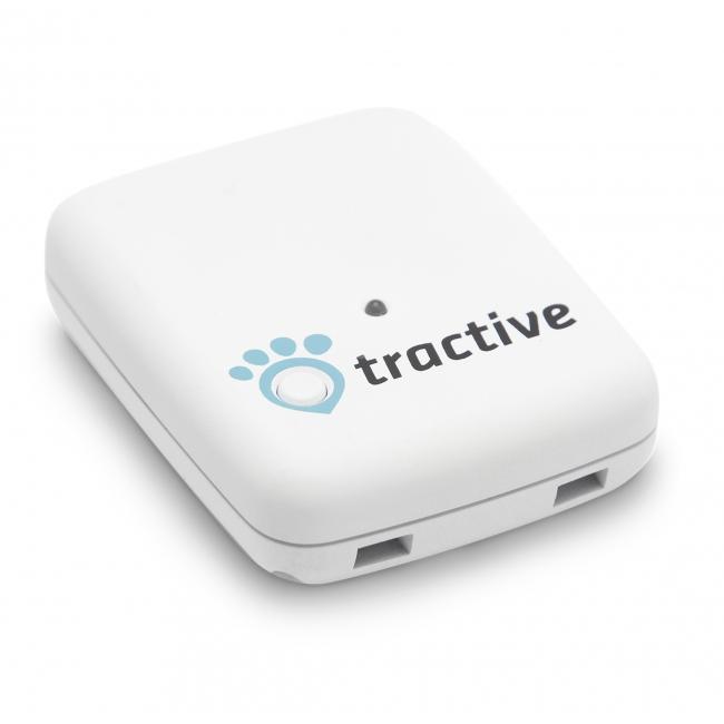 GPS lokátory - Tractive GPS Tracker pro domácí mazlíčky i automobil