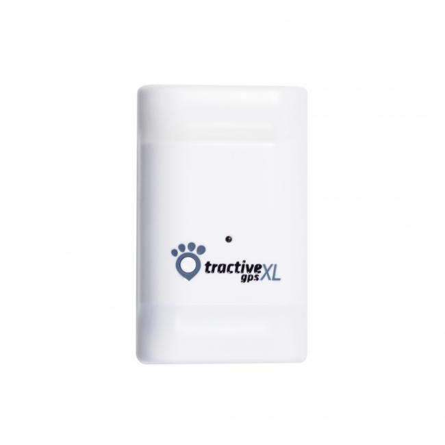 GPS lokátory - TRACTIVE GPS Tracker XL pro automobil i domácího mazlíčka