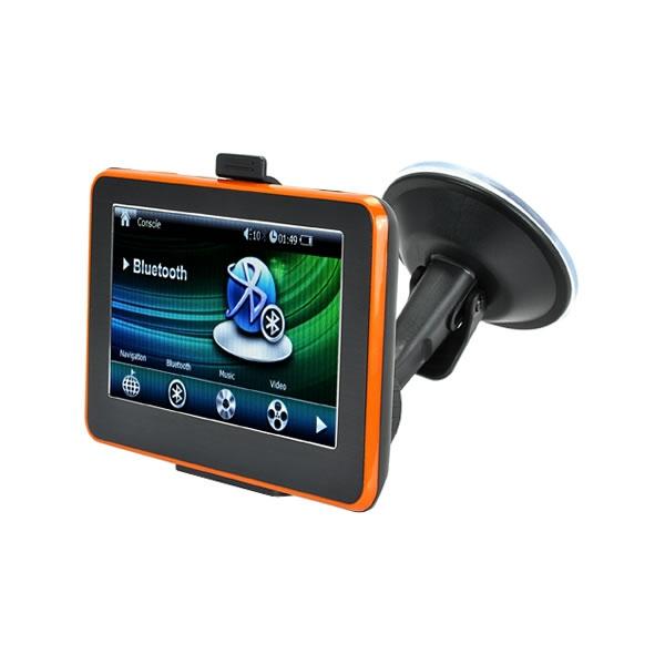 Pronájem GPS navigací - GPS pro TRUCK, TIR DS432T EU - pronájem