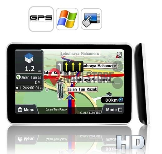 """GPS navigace - 5.0"""" multimedialní GPS navigace DS501T -  LIFETIME - TRUCK, TIR i OA"""