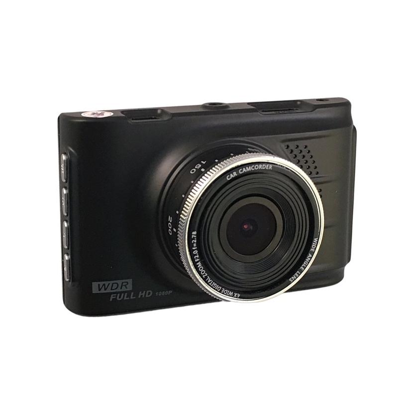 "DVR kamery - 3"" DVR kamera T612, G-senzor, detektor pohybu, HDMI"