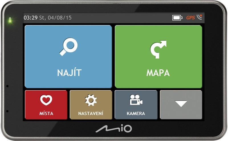 GPS navigace - Mio Combo 5207u Lifetime