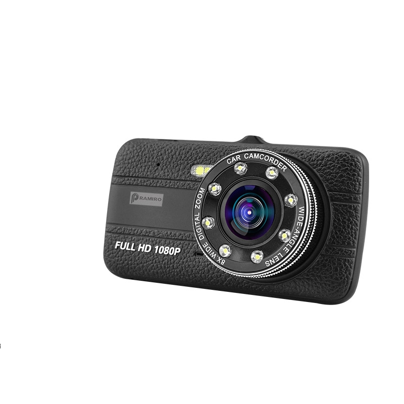 """DVR kamery - 4"""" LCD Full HD DVR kamera T800, G-senzor, noční vidění, detektor pohybu, HDMI"""
