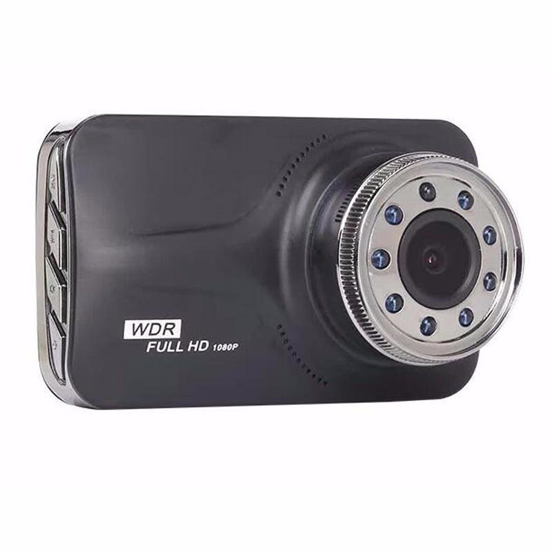 """DVR kamery - 3"""" LCD Full HD DVR kamera T639, G-senzor, noční vidění, detektor pohybu, HDMI"""