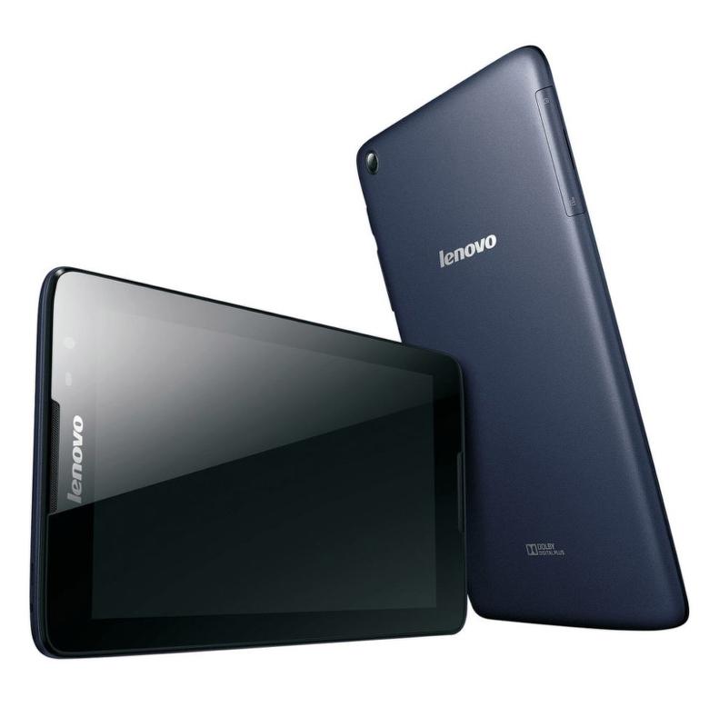 "Tablety s GPS - 8"" tablet Lenovo IdeaTab - TRUCK, TIR i OA (modrý), sim, bluetooth"