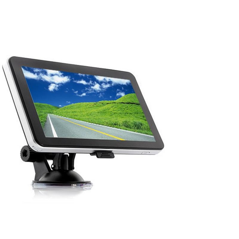 "GPS navigace - 7.0"" GPS navigace DS700T + LIFETIME pro TRUCK, TIR i OA"