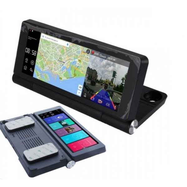 """GPS navigace - 7"""" GPS navigace na palubní desku s WIFI, DVR kamerou, DS792 - TRUCK, TIR i OA"""