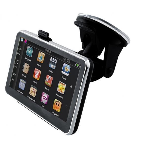 "GPS navigace - 4,3"" GPS navigace s bluetooth DS430-TB - lifetime - TRUCK, TIR i OA"