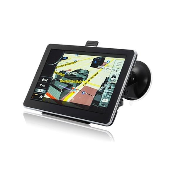 """GPS navigace - 7.0"""" multimediální GPS navigace DS701T - TRUCK, TIR i OA"""