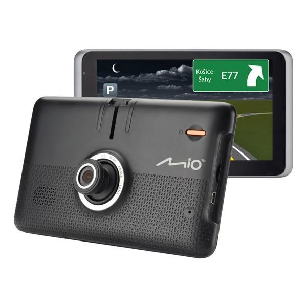 """GPS navigace - MIO MiVue Drive 65LM, navigace s kamerou, 6,2"""", mapy EU (44) Lifetime"""