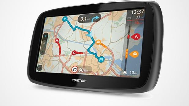 GPS navigace - GPS navigace Tom Tom GO 60 - vystavené zboží