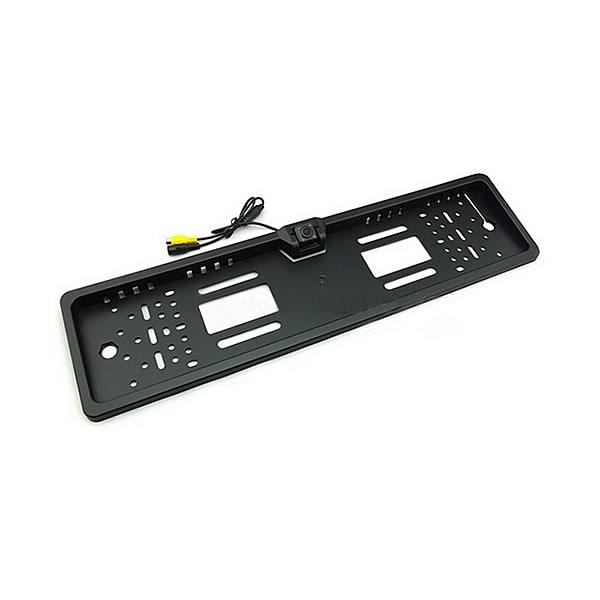 GPS příslušenství - Parkovací kamera v SPZ P1 s nočním viděním - kabel/bezdrát