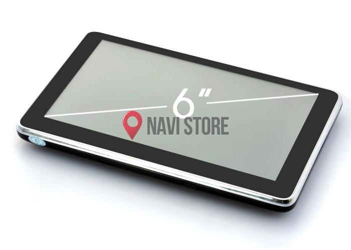 """GPS navigace - 6.0"""" multimediální GPS navigace DS600T+ LIFETIME - TRUCK, TIR i OA"""