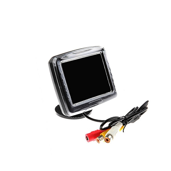 "Kamery, monitory - 3,5"" LCD Monitor na palubní desku"