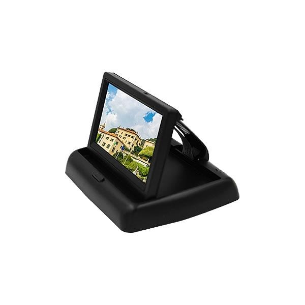 """Kamery, monitory - 3.5"""" LCD Monitor na palubní desku na zaklapnutí"""