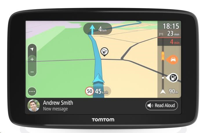 "GPS navigace - TomTom GO BASIC 5"" EU45 T Lifetime"