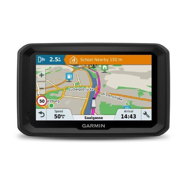 GPS navigace - Garmin dezl 580T-D Lifetime Europe45