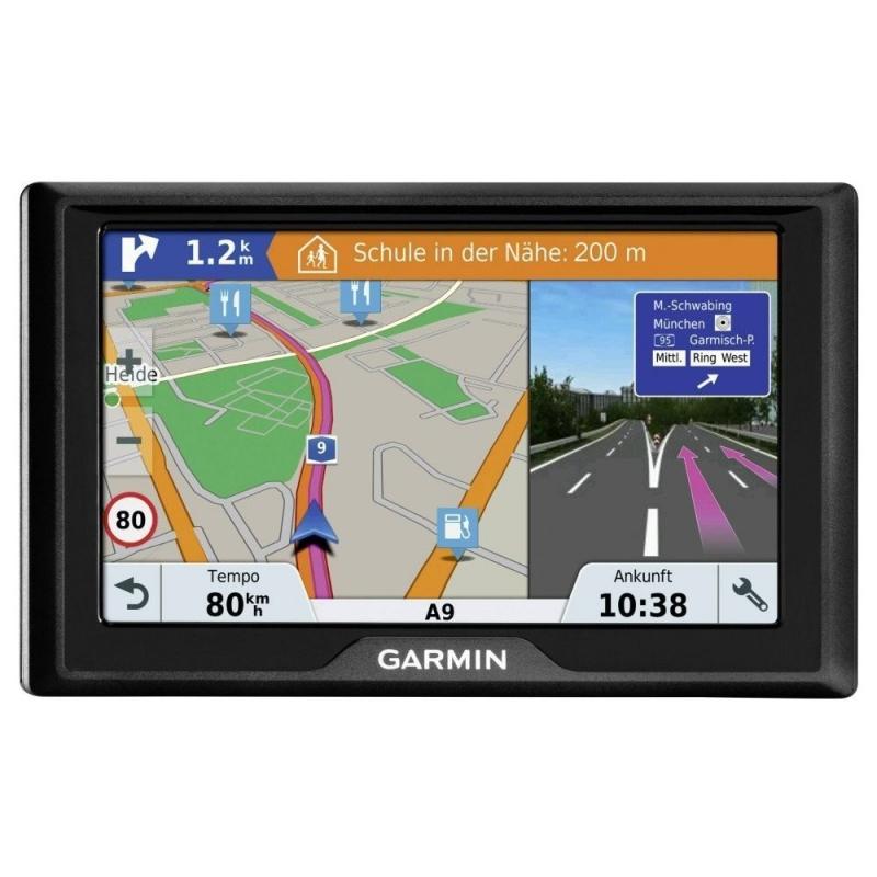 GPS navigace - Garmin Drive 5S Europe45