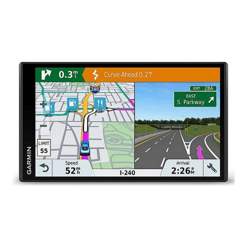 GPS navigace - Garmin DriveSmart 61T-D Lifetime Europe45