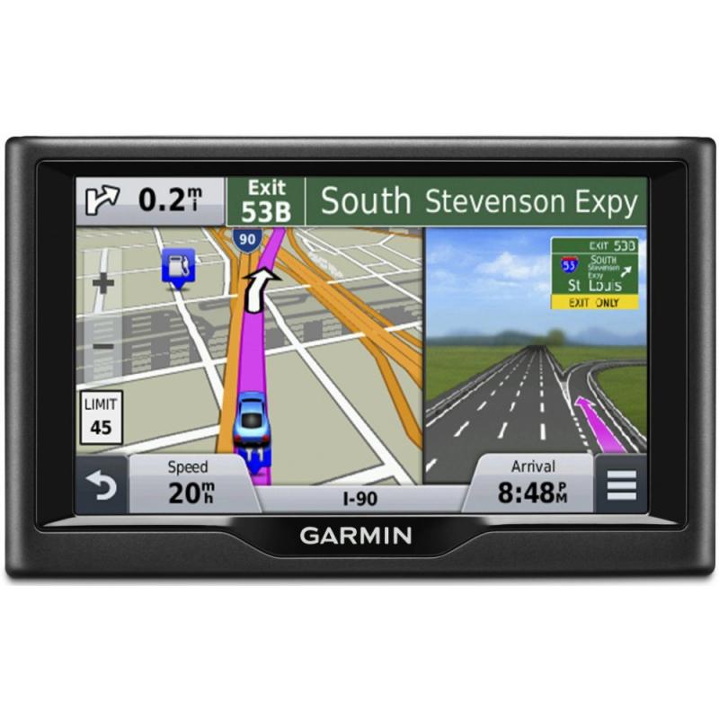 GPS navigace - Garmin DriveAssist 51S Lifetime Europe45