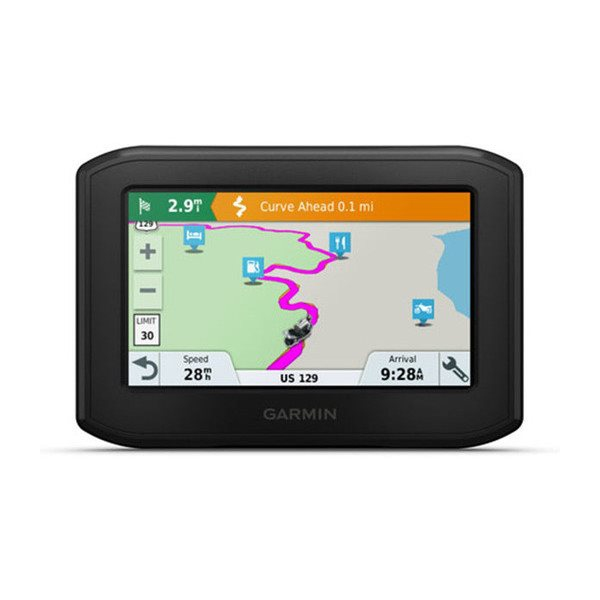 GPS navigace - Garmin zumo 396S Europe45