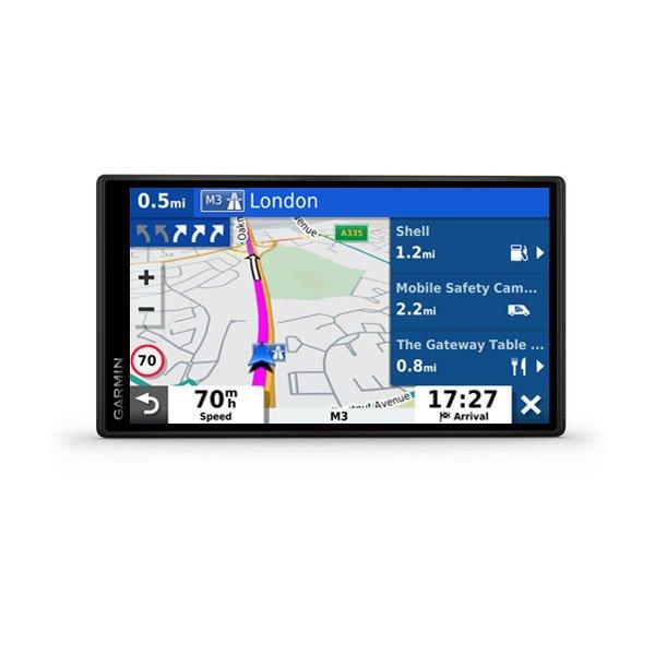 GPS navigace - Garmin DriveSmart 55S WIFI Europe45