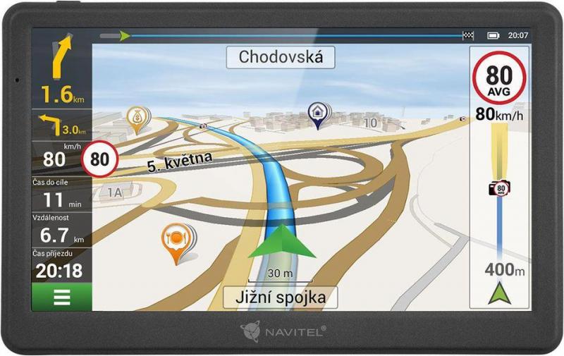 GPS navigace - Navitel MS700