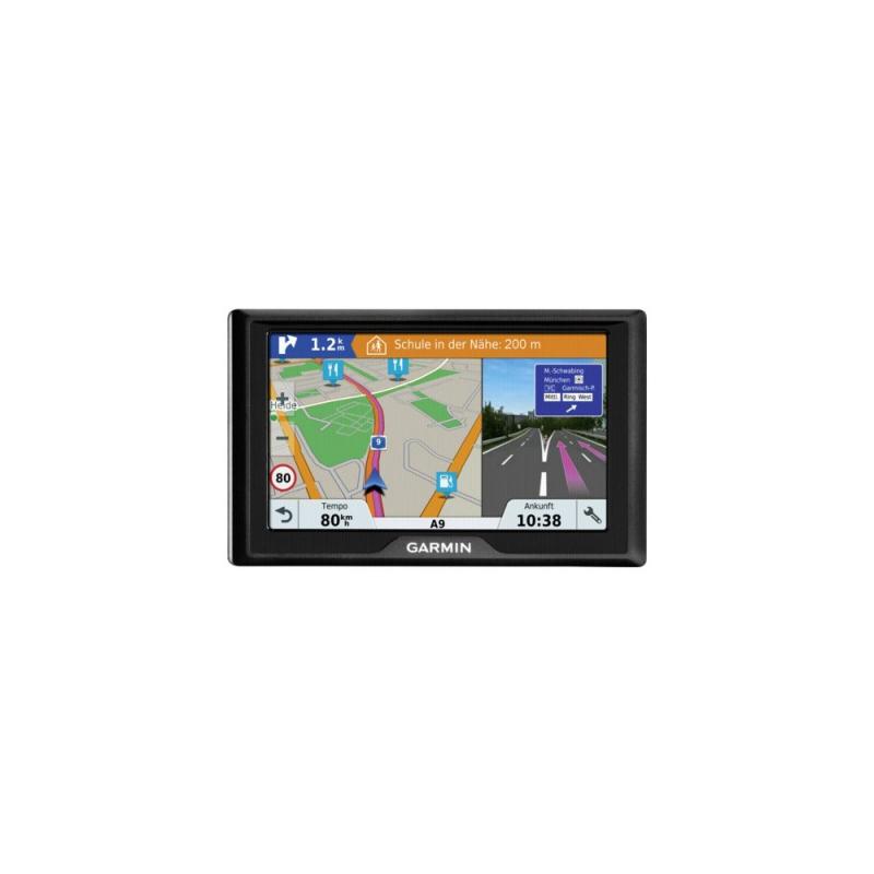 GPS navigace - Garmin DriveAssist™ 51 LMT-S