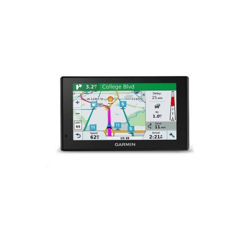 GPS navigace - Garmin DriveSmart 51T-D Lifetime Europe45