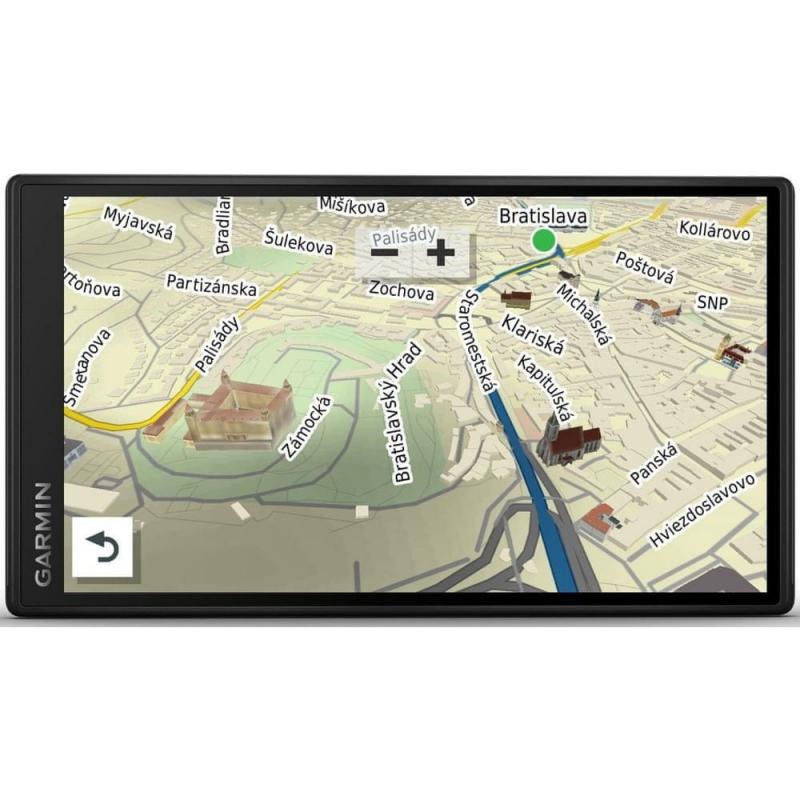GPS navigace - Garmin DriveSmart 55T-D WIFI Europe45