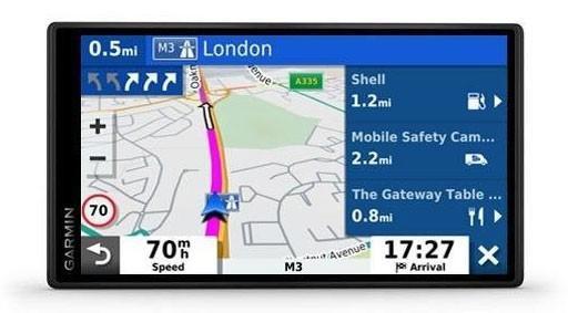 GPS navigace - Garmin DriveSmart 65T-D WIFI Europe45