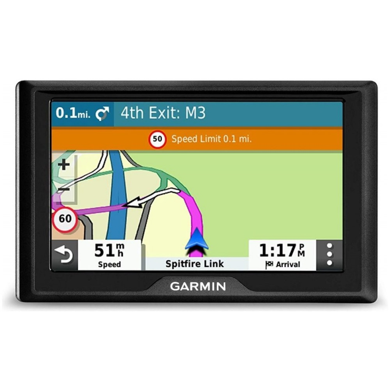 GPS navigace - Garmin Drive 52S Europe45