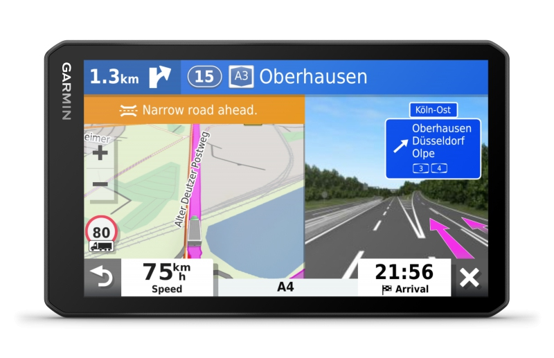GPS navigace - Garmin dezl LGV700 MT-S Lifetime