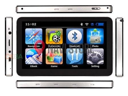 """GPS navigace - 5.0"""" GPS navigace DS502T - lifetime"""