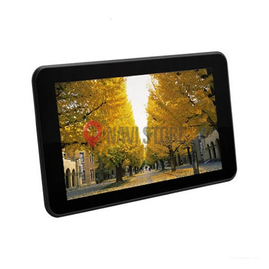 "Tablety s GPS - 7"" PC tablet / GPS navigace GS750, Android LIFETIME - TRUCK, TIR i OA"