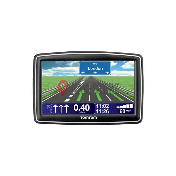 Opravy a aktualizace - LCD display + dotyková vrstva TomTom 540