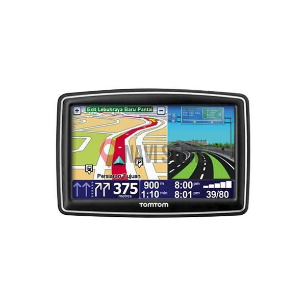 Opravy a aktualizace - LCD display + dotyková vrstva TomTom 550, 750, 950