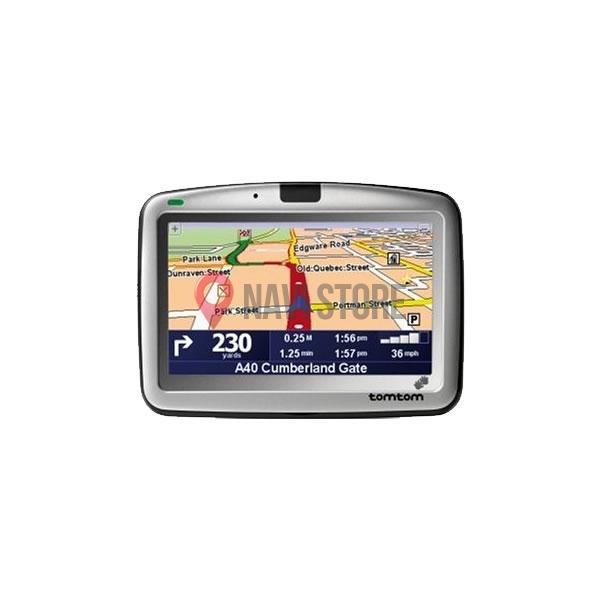 Opravy a aktualizace - LCD display + dotyková vrstva TomTom 710