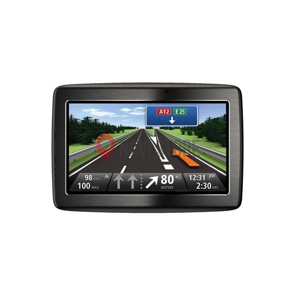 Opravy a aktualizace - LCD display + dotyková vrstva TomTom via 120