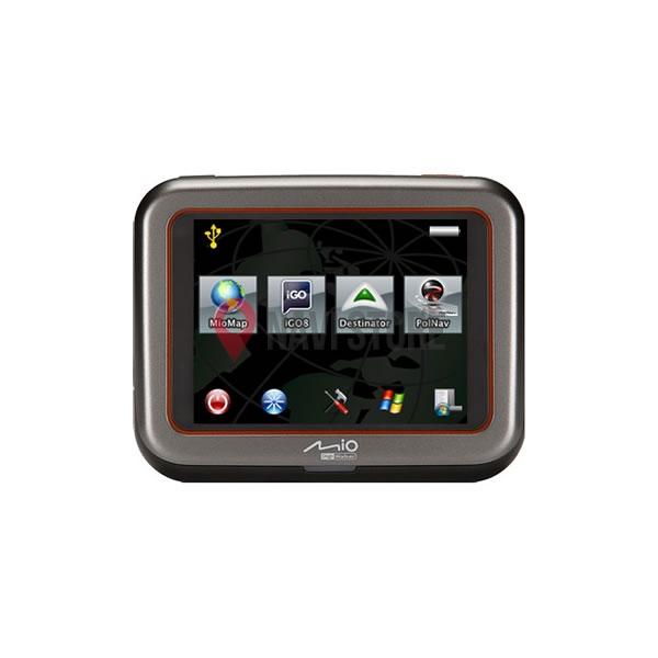 Opravy a aktualizace - LCD display + dotyková vrstva Mio C220